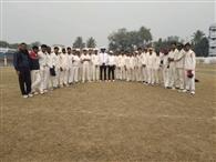 काली मंदिर क्रिकेट क्लब ने नरपतगंज को दो विकेट से हराया