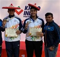 शूटर सरताज सिंह टिवाना ने खेलो इंडिया में जीता सिल्वर मेडल