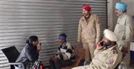 शिविर में 120 वाहन चालकों की आंखें जांची