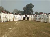 राजगांगपुर में ओसीए विजन जिला लीग क्रिकेट आरंभ