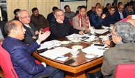 फोरलेन परियोजनाओं में बर्दाश्त नहीं होगी ढील : जयराम