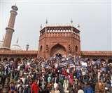 CAA & NRC Delhi Protest Live: भीम आर्मी प्रमुख चंद्रशेखर के बाद अलका लांबा भी पहुंची जामा मस्जिद
