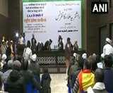मुस्लिम राष्ट्रीय मंच के कांफ्रेंस में हंगामा, संघ प्रचारक इंद्रेश कुमार पर हमले की कोशिश