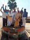 13वीं शहादत दिवस पर याद किये गये कांग्रेस के पूर्व जिलाध्यक्ष सोमाय गागराई