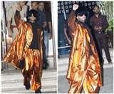 Ranveer Singh Look: एक बार फिर अतरंगे कपड़ों में दिखे रणवीर सिंह, लोग बोले- गिफ्ट पैक करके छोड़ दिया