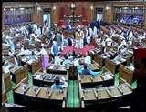 UP Budget Session 2020 : अखिलेश यादव की सुरक्षा का मुद्दा गरमाया, विपक्ष के हंगामा के कारण सदन स्थगित