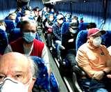 Coronavirus LIVE Updates: अमेरिका ने जापानी क्रूज से अपने 14 संक्रमित नागरिकों को निकाला
