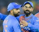 ICC T20 Rankings में विराट कोहली और रोहित शर्मा को लगा झटका, मोर्गन टॉप 10 में शामिल