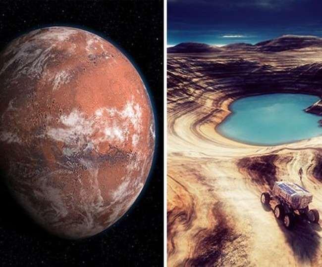 चार अरब वर्ष पहले मंगल ग्रह पर था भरपूर पानी और गहरे समुद्र। दैनिक जागरण।