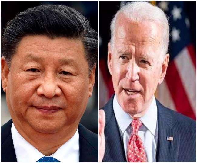 चीन पर दबाव बनाने के लिए अमेरिका सहयोगियों संग मिलकर कर रहा काम। फाइल फोटो।