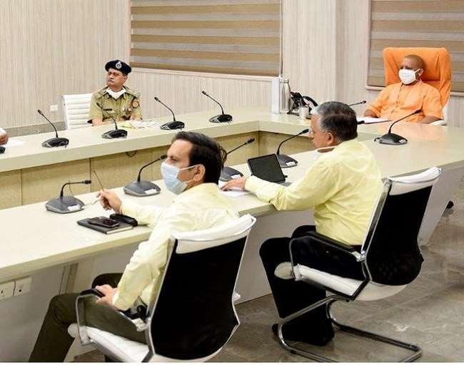 Fight From Corona in UP : यूपी में तमाम पाबंदियों के साथ 20 से खुलेंगे सभी सरकारी कार्यालय