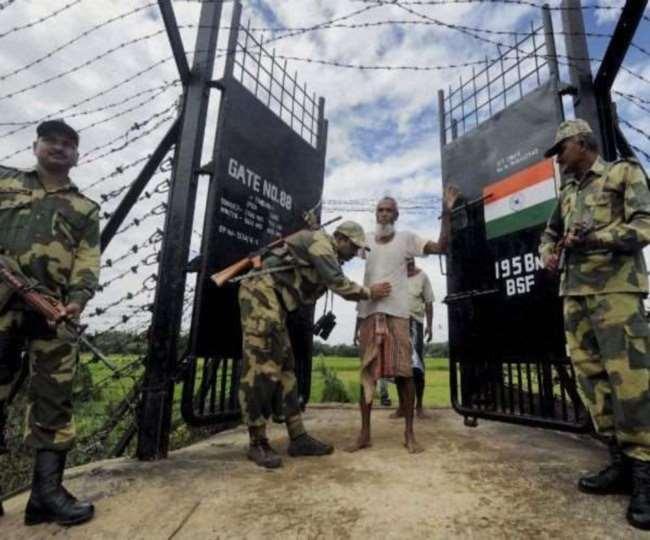 भारत-बांग्लादेश सीमा पर कई गांव के लोग दशकों से लॉकडाउन जैसी स्थिति में ही रह रहे