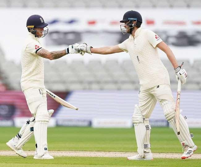 Eng vs WI 2nd test match Live: सिब्ले ने ठोका शतक, मजबूत स्थिति में इंग्लैंड - दैनिक जागरण
