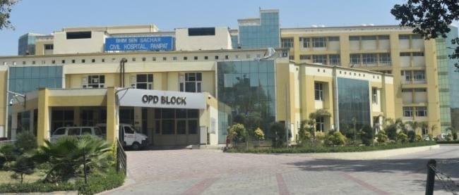 civil hospital panipat on the path of change for nqas award