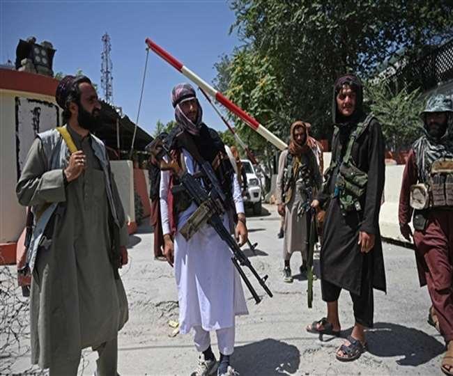 चार माह में अफगानिस्तान पर जमा लिया तालिबान ने कब्जा