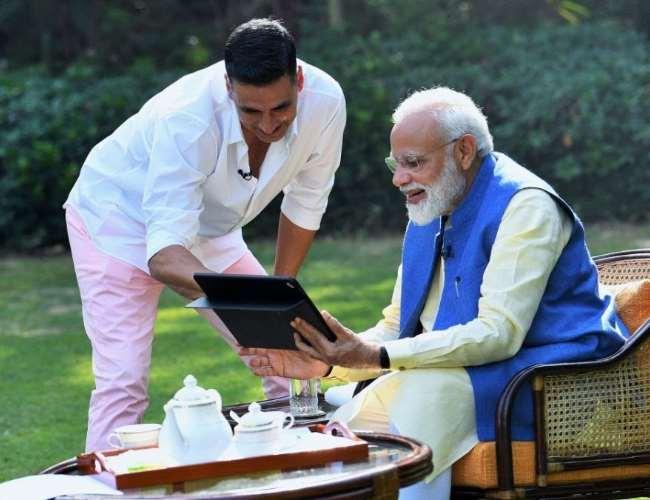 PM Narendra Modi के जन्मदिन पर अक्षय कुमार ने दी बधाई, कहा- मैं आप जैसा तो नहीं लिख सकता...