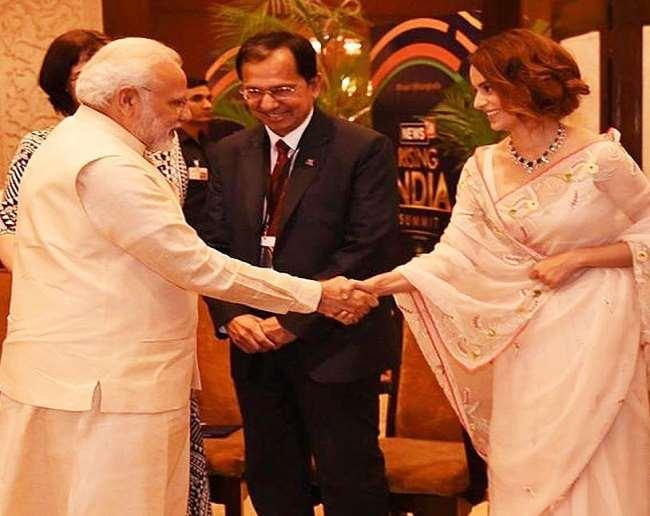 Kangana Ranaut ने प्रधानमंत्री नरेंद्र मोदी को जन्मदिन पर खास अंदाज में दी बधाई, पढ़ें लिखा हुआ नोट
