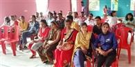 जिला स्तरीय भाषण प्रतियोगिता में श्रीराम शर्मा ने मारी बाजी