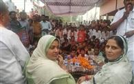 भाजपा ने योग्यता के आधार पर युवाओं को दिया रोजगार : ढांडा