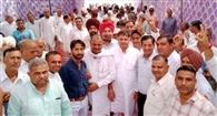 कांग्रेस का घोषणा पत्र लाया हर वर्ग के लिए सौगात : मेवा सिंह