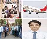 Top Jamshedpur News of the day, 17th October 2019, धनतेरस कार बाजार, मालिकाना पर सियासत, एयर इंडिया,एक्सएलआरआइ के छात्र