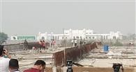 करतापुर दर्शनी स्थल पर बढ़जा जा रहा श्रद्धालुओं का सैलाब