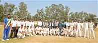 सुंदरनगर कॉलेज सेमीफाइनल में पहुंचा
