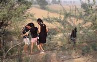 एक्सप्रेस वे जाम: तीन घंटे तक भटकते रहे बेबस मुसाफिर
