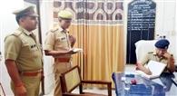 मालखाने की हालत पर एसपी ने जताई नाराजगी