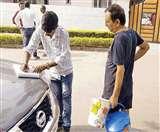 कचरा सेग्रीगेट न करने वाले 99 रेजिडेंट्स और चार गारबेज कलेक्टरों पर कार्रवाई Chandigarh News