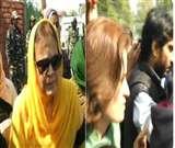 जम्मू-कश्मीर: फारूक अब्दुल्ला की बहन सुरैया और बेटी साफिया की कल रात हुई रिहाई