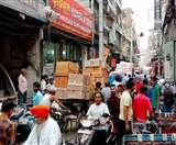चौड़ा बाजार में चार पहिया वाहनों पर पाबंदी, घुमारमंडी में मिली राहत Ludhiana News