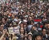 हांगकांग की जनता को नोबेल के लिए नामित करने से भड़का चीन, दी चेतावनी