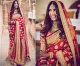 Bride Chose Benarasi Sari For Wedding: जब इस दुल्हन ने शादी पर पहनी साड़ी लेकिन एक ट्विस्ट के साथ!