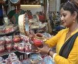 Karwa chauth: इस नक्षत्र से बन रहा है सुहाग पर्व विशेष, जानिये व्रत के नियम भी Agra News