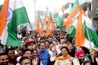 कांग्रेस ने महात्मा गांधी के नाम पर राजनीति की : मलिक
