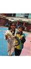 भाई-बहन ने नेशनल स्कूल गेम्स हुपकवांडो में स्वर्ण पदक जीते
