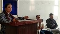 सोशल मीडिया ने भारतीय पत्रकारिता को सुदृढ़ किया: प्रो.बिदु शर्मा