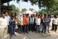कजरहवा पोखरा में डूबी बालिका, हत्या की आशंका
