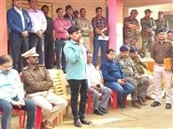 भयमुक्त मतदान में पुलिस बलों की भूमिका अहम:डीसी