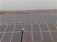 छानबे क्षेत्र में सौ मेगावाट का स्थापित होगा सोलर एनर्जी प्लांट