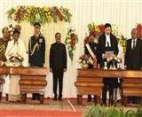 Jharkhand High Court: जस्टिस डॉ. रवि रंजन ने ली मुख्य न्यायाधीश पद की शपथ