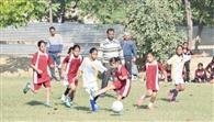 फुटबाल में संगरूर ने फाजिल्का को 5-0 से किया परास्त