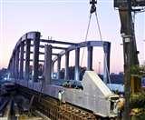 जगराओं पुल निर्माण कार्य की CCTV से निगरानी, रेल मंत्री को भेजी जा रही रिपोर्ट Ludhiana News