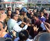 जोगीवाला चौक में भारी विरोध के बाद खोलना पड़ा कट Dehradun News