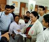 एलएलआर अस्पताल में फर्जी डॉक्टर बना रहा था डिस्चार्ज, जेआर को चकमा देकर हुआ फरार Kanpur News
