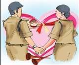 लखनऊ दो सौ पुलिसकर्मियों की बजेगी शहनाई, नेग में साहब से छुट्टी पाई Lucknow news