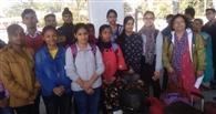 परीक्षा पे चर्चा के लिए रांची से पांच विद्यार्थी दिल्ली के लिए रवाना