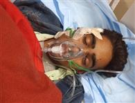 तेज रफ्तार होंडासिटी खंभे से टकराई, युवक की मौत