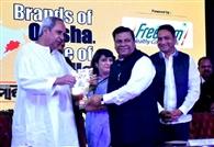 ब्रांड ऑफ ओडिशा सम्मान से नवाजे गए सुनील मुरारका